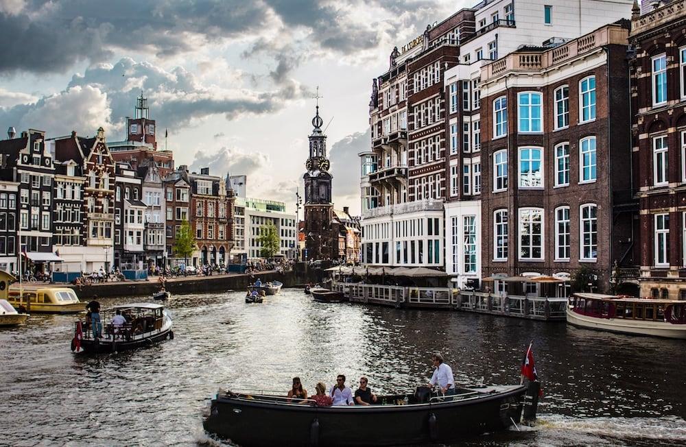 Amsterdam, einer der Veranstaltungsorte der TwitchCon 2020