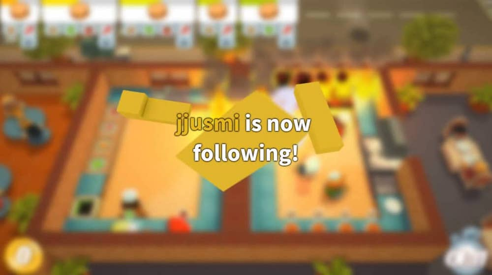 Deine Zuschauer über neue Follower informieren