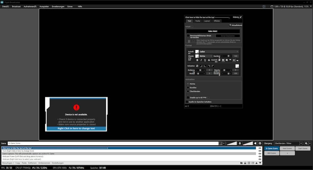 XSplit Broadcaster und XSplit Gamecaster punkten mit vielen Features und Vorteilen.