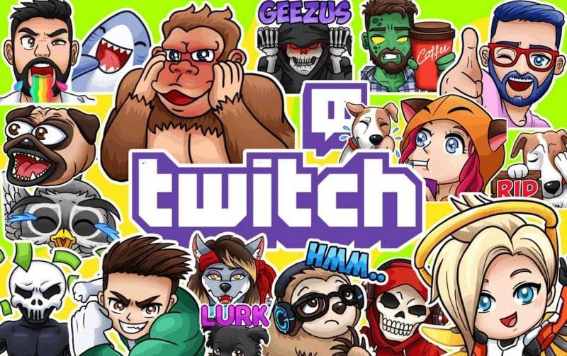 Beliebte Twitch Emotes 2020