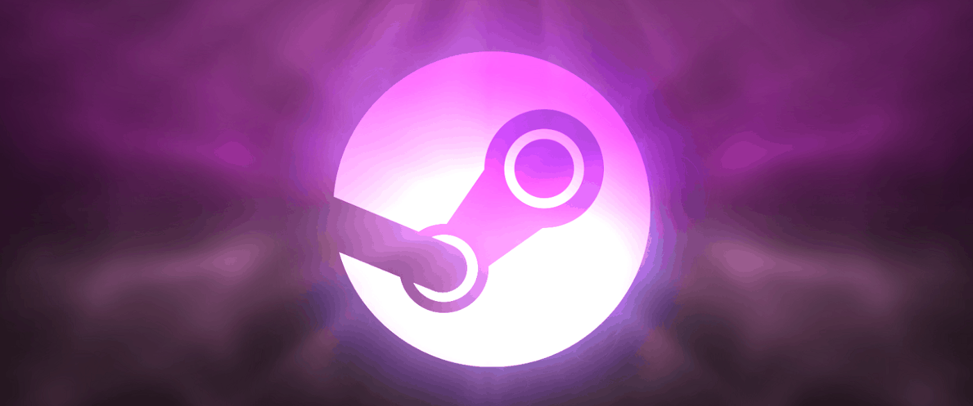 Steam Logo 2020