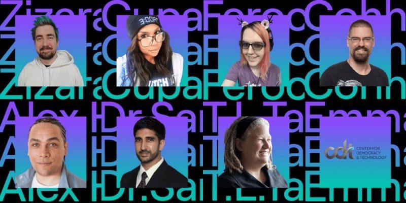 Die Mitglieder des Twitch Safety Advisory Council