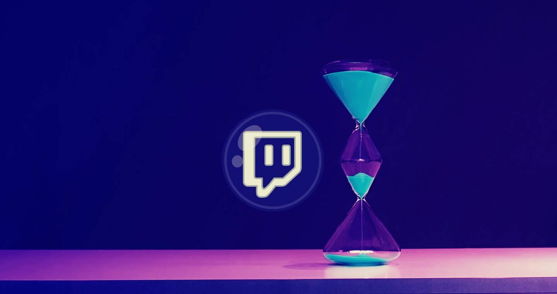 Twitch Timer in den Stream integrieren
