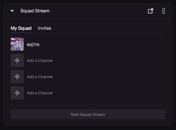 Nur Twitch Partner können aktuell den Squad Stream nutzen