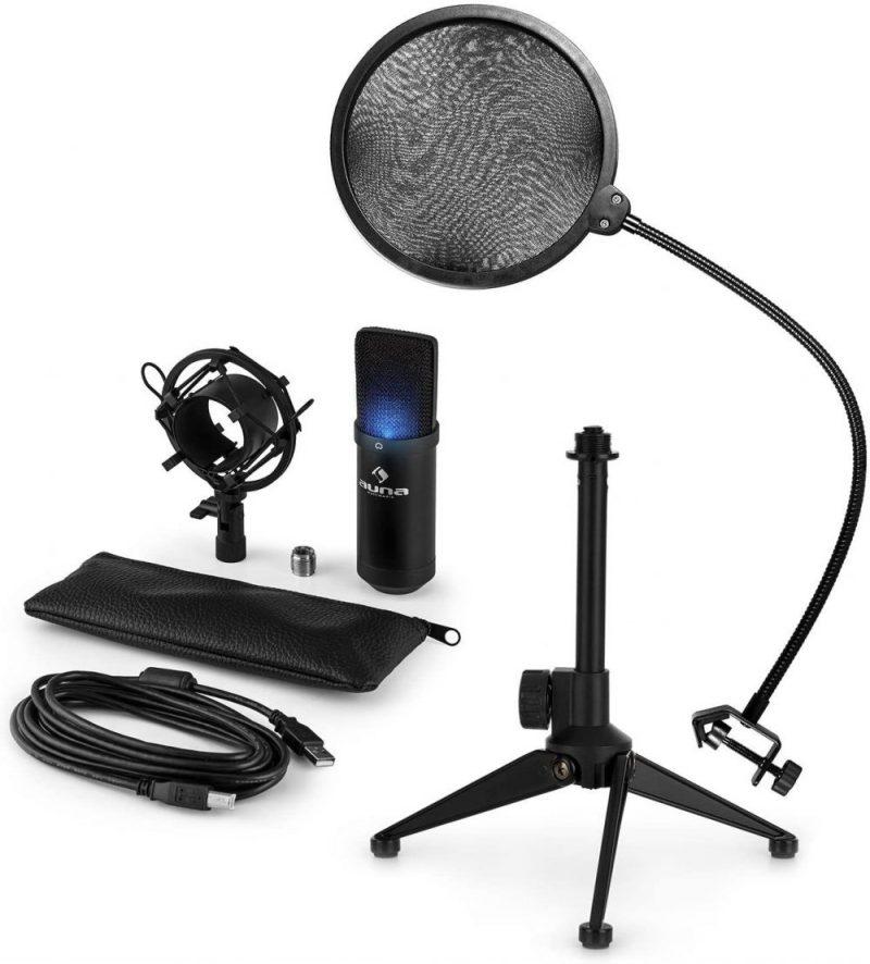 Das perfekte Streaming Mikrofon für den Dauereinsatz