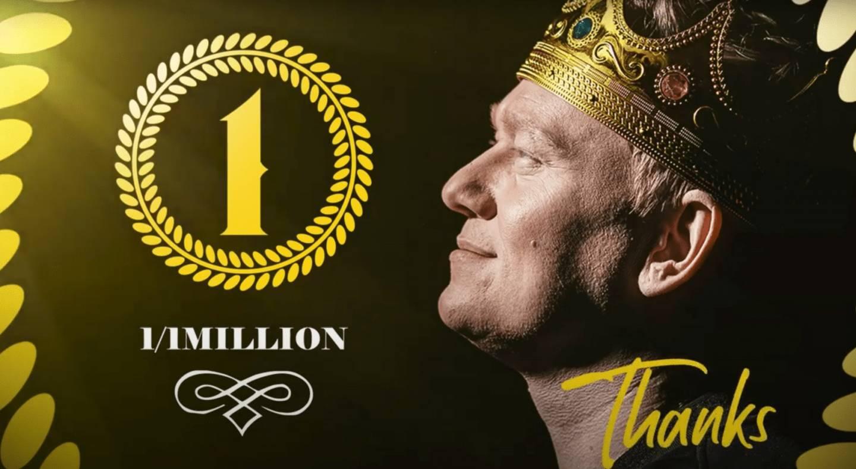 Knossi Überraschungsvideo 1 Million Follower Premiere auf Youtube