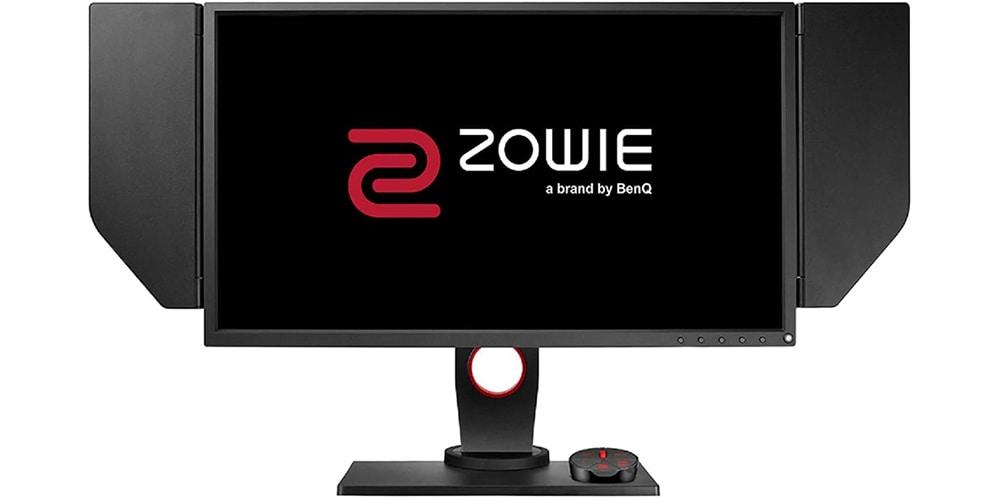 Schneller Gaming Bildschirm mit 240 Hertz Frequenz