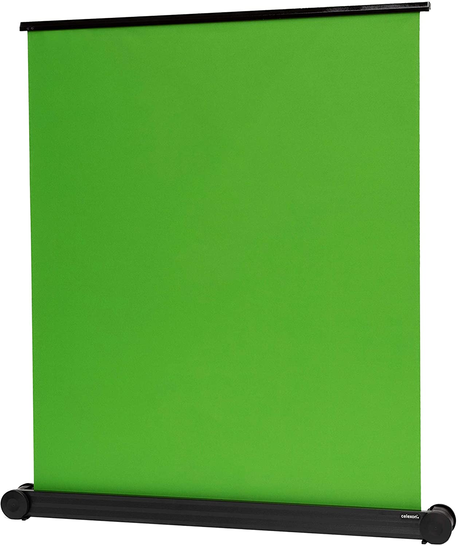 Der kompakte Greenscreen für den schnellen Auf- und Abbau