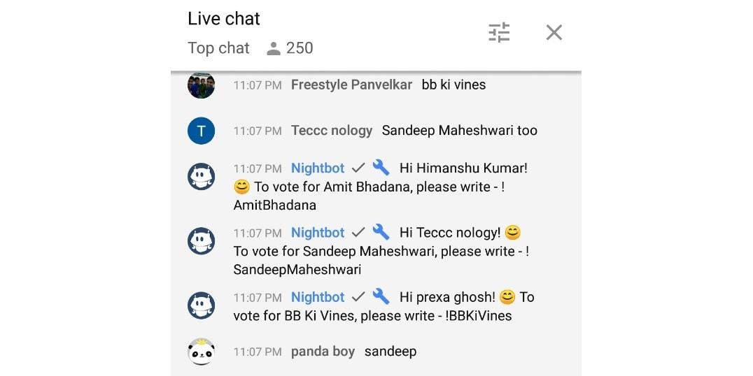 Legale Twitch Bots im Live Chat