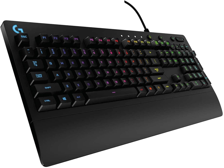 Eine der populärsten mechanische Tastaturen mit vielen Zusatzfunktionen