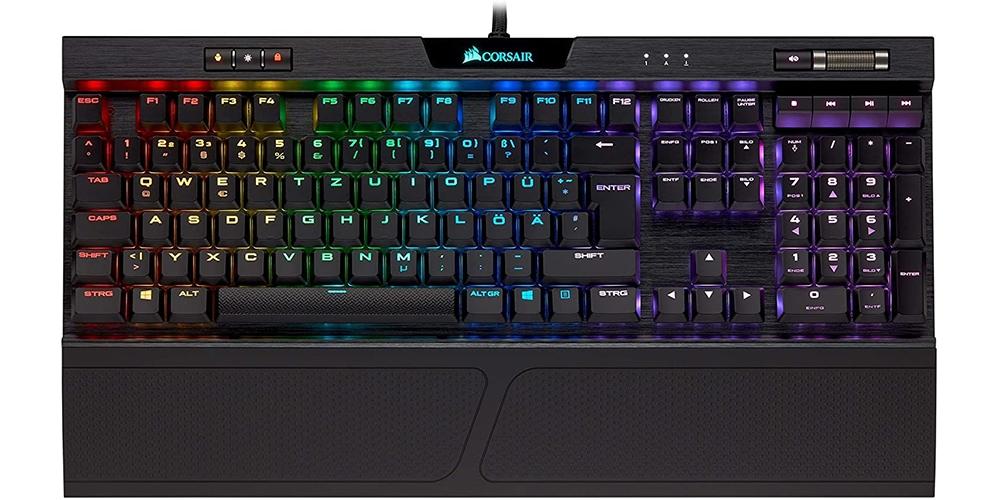 Das große Gaming Keyboard für anspruchsvolle Spieler