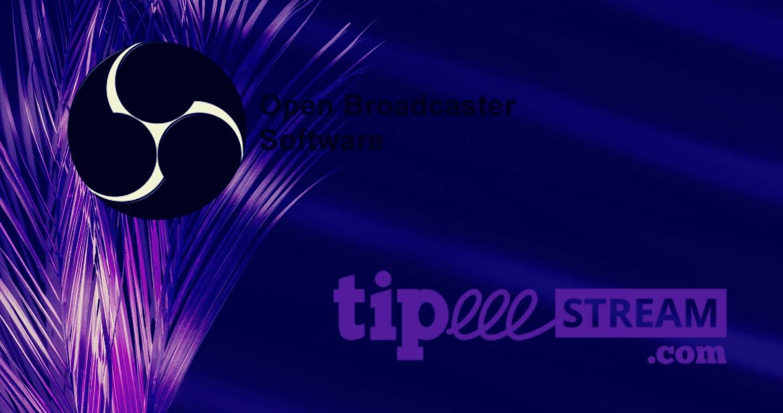 TipeeeStream in OBS einfügen