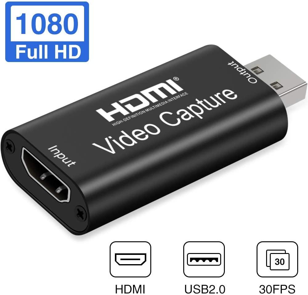 Aokeou HDMI Capture Card