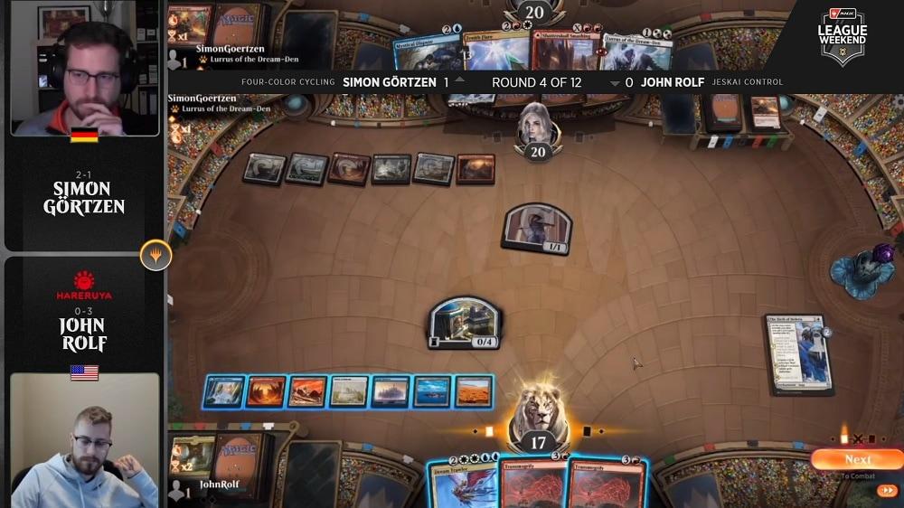 Professionelles Overlay als Stream Hintergrund eines Turniers