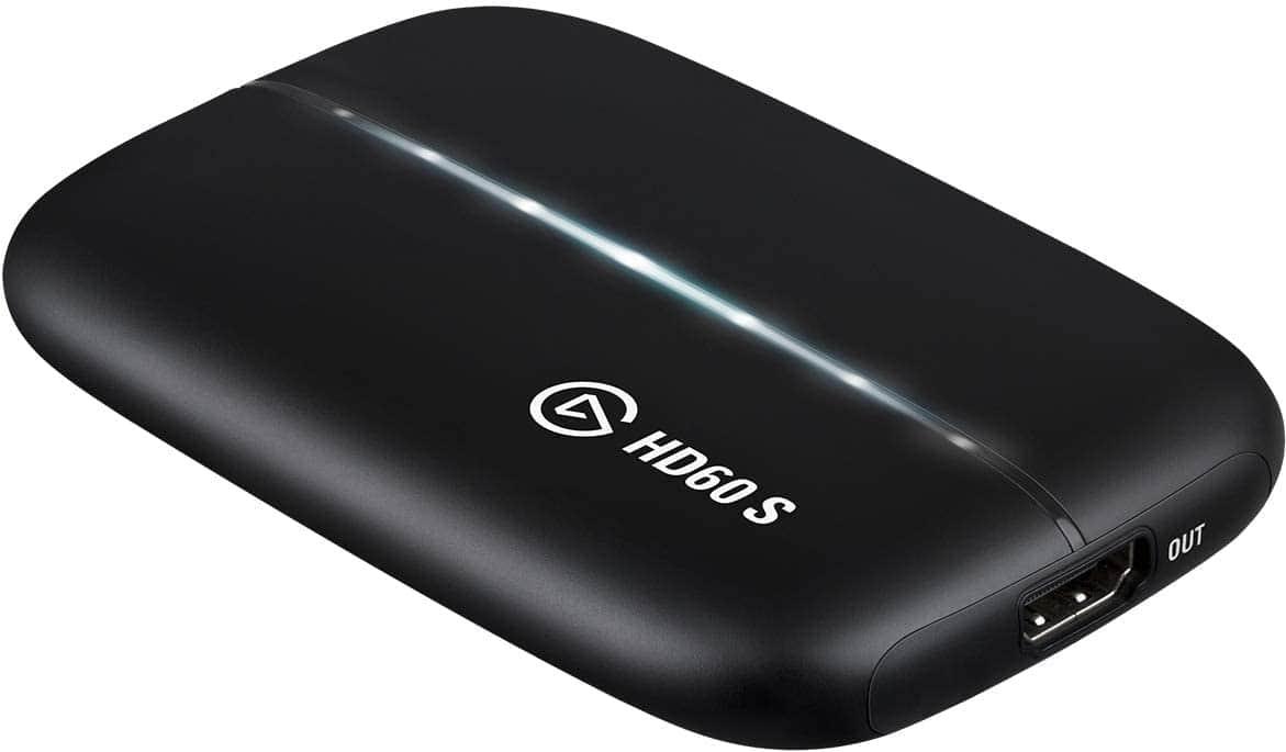 Elgato Game Capture HD60 S