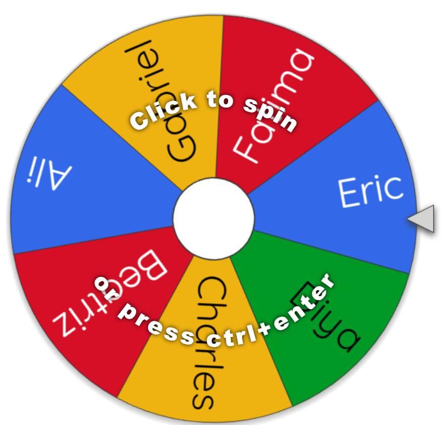 Giveaway Twitch mit dem Wheel of Names durchführen.