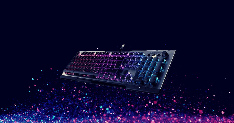 Gamer Keyboards sorgen für extra Leistung