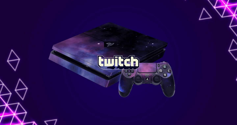 Twitch mit der PS4 verbinden