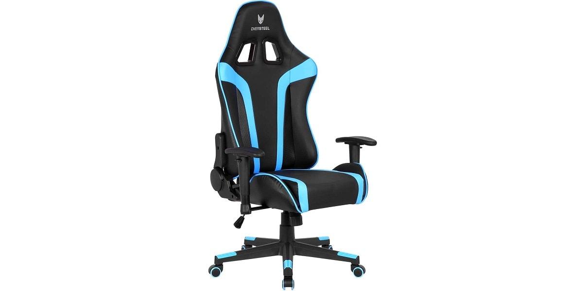 Das preisgünstigste Modell in unserem Gaming Stuhl Test
