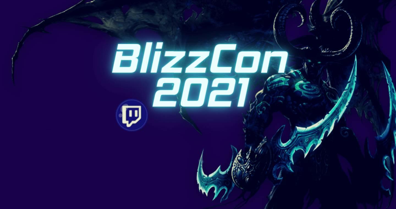 Blizzcon auf Twitch 2021