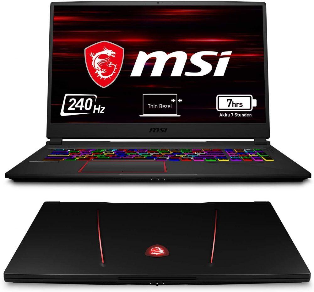 Das beste Modell in unserem Gaming Laptop Test - ideal für höchste Ansprüche.