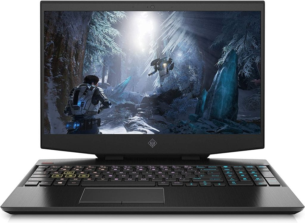 Der HP Omen 15 bietet High-End Hardware für den ambitionierten Gamer.