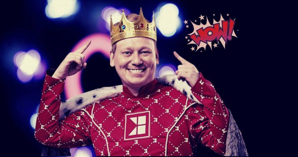 Knossi König von Kaufland
