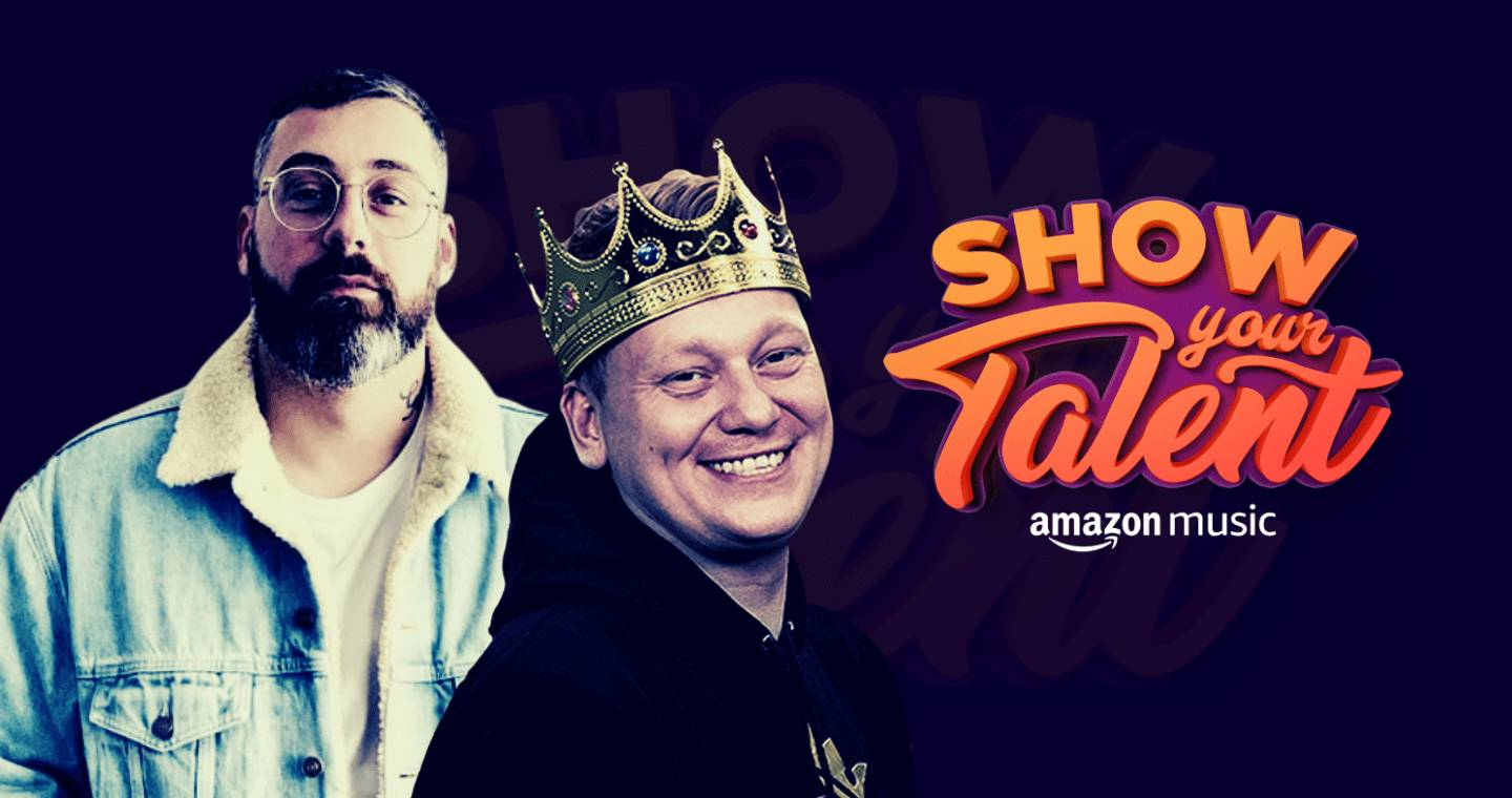 show your talent amazon music knossi sido
