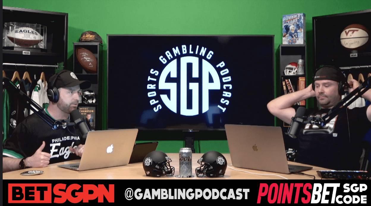 sports gambling podcast auf twitch